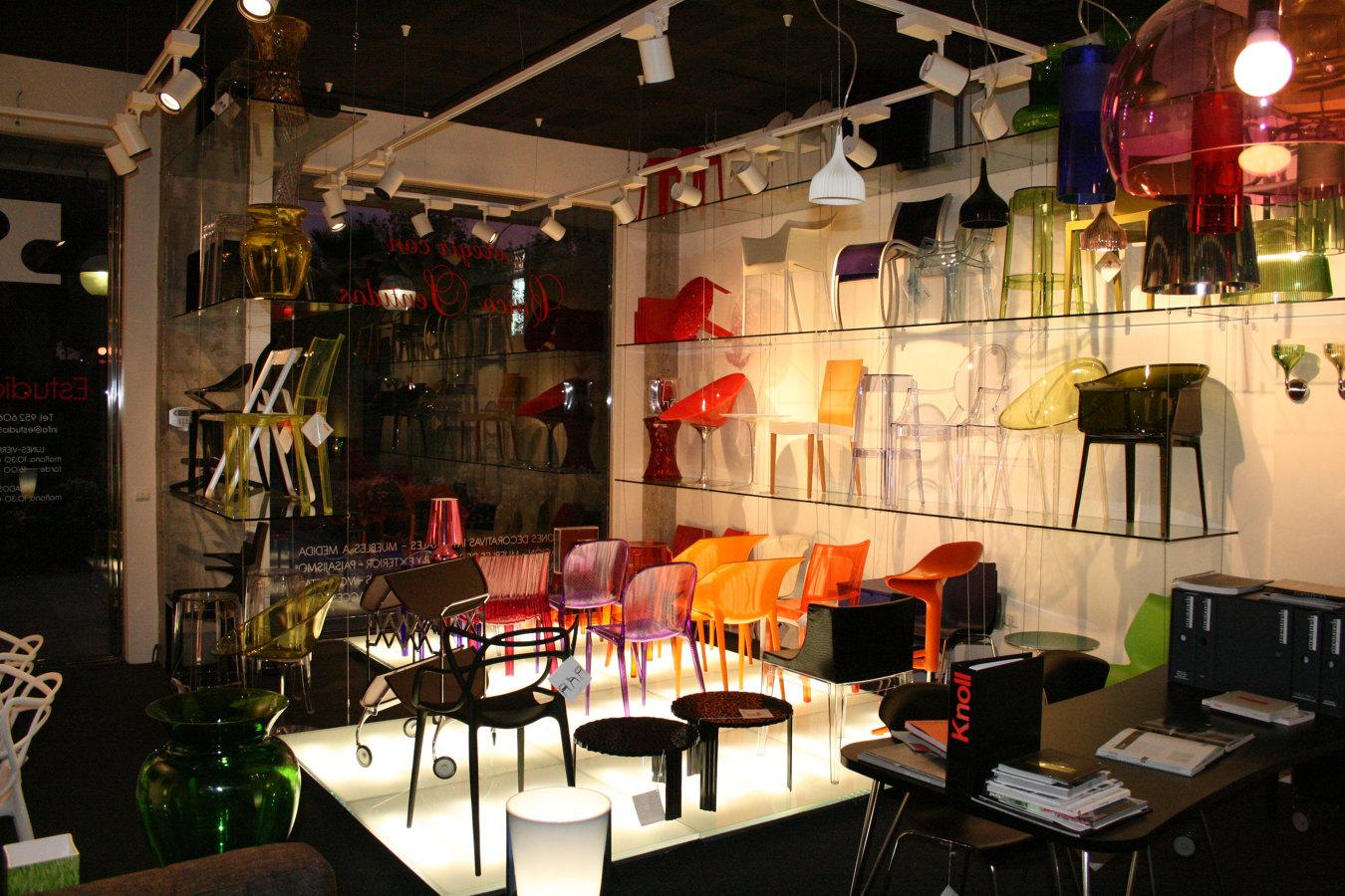 Foto exposici n de sillas de estudio 5s 177598 habitissimo for Sillas de estudio zaragoza
