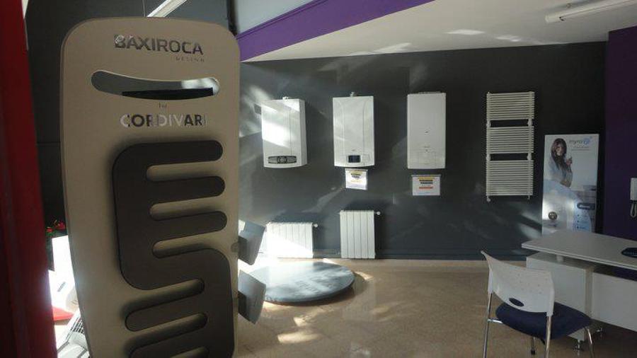 Exposición de soluciones de climatización