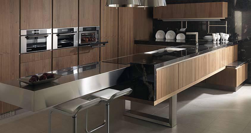 Foto exposi n de cocina de 1 marca de orvas arquitectura for Marcas de cocinas