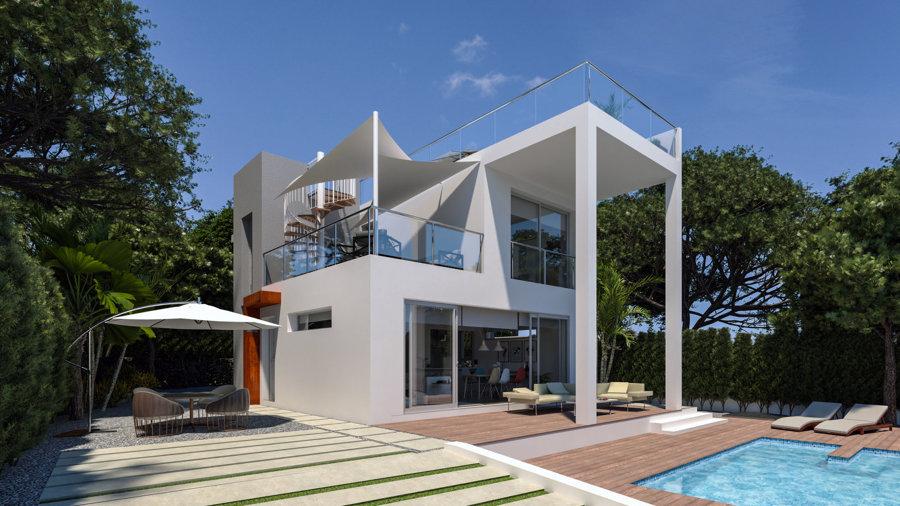 Villa de lujo en La Nucía (Alicante)