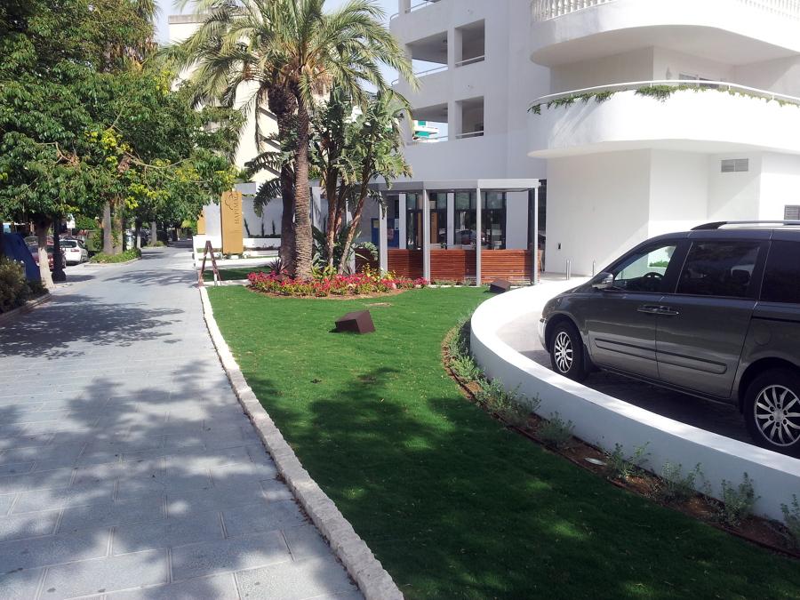 exteriroes hapimag Marbella