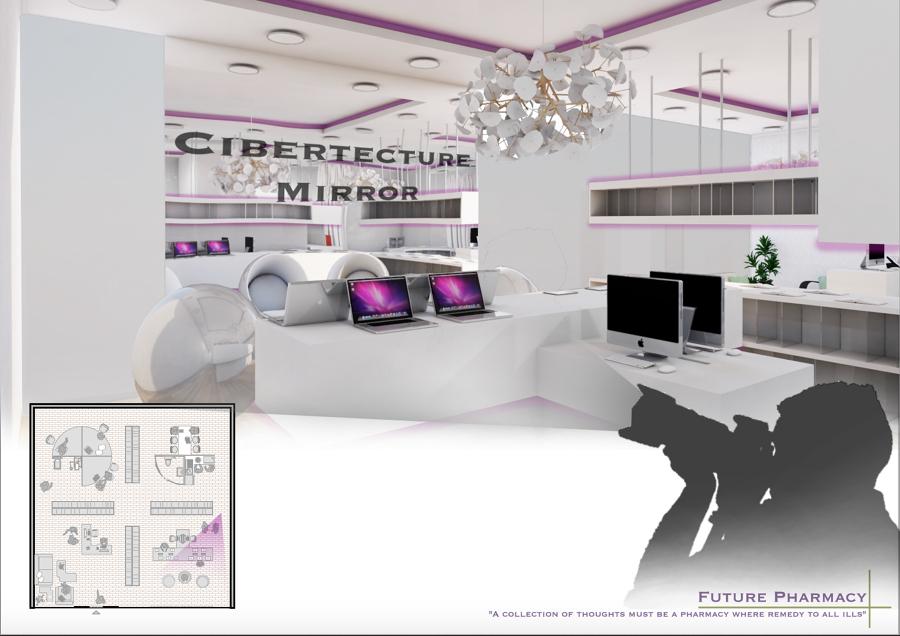 Concurso Farmacia futurista