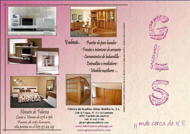 fabrica mueble colonial valencia: