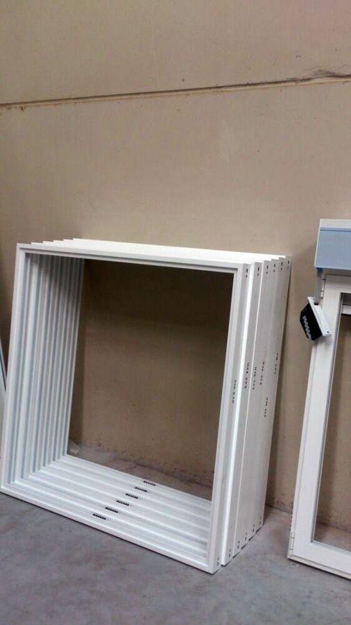 Fabricacion en serie de marcos para ventanas correderas