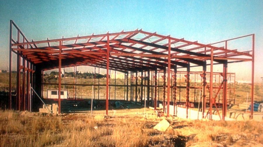 estructura metalica murcia: