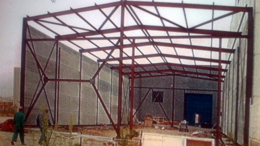 Vendo Vigas De Acero Guadalajara Posot Class Estructura De Metal
