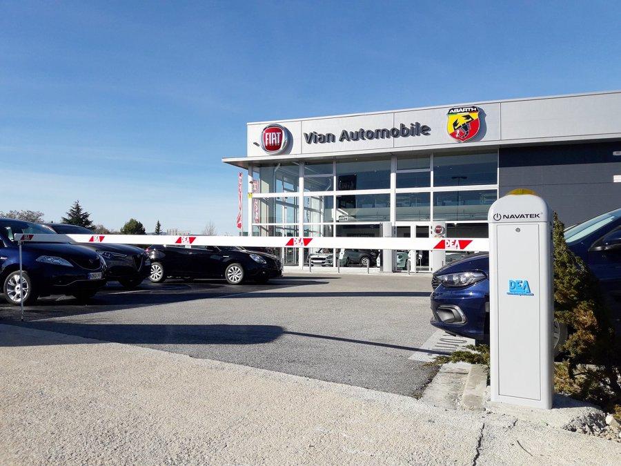 Empresa control accesos Pamplona