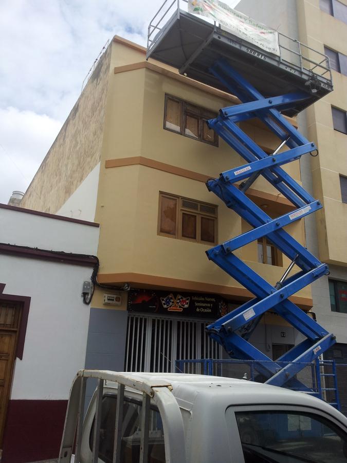 Fachada Calle Verrgara
