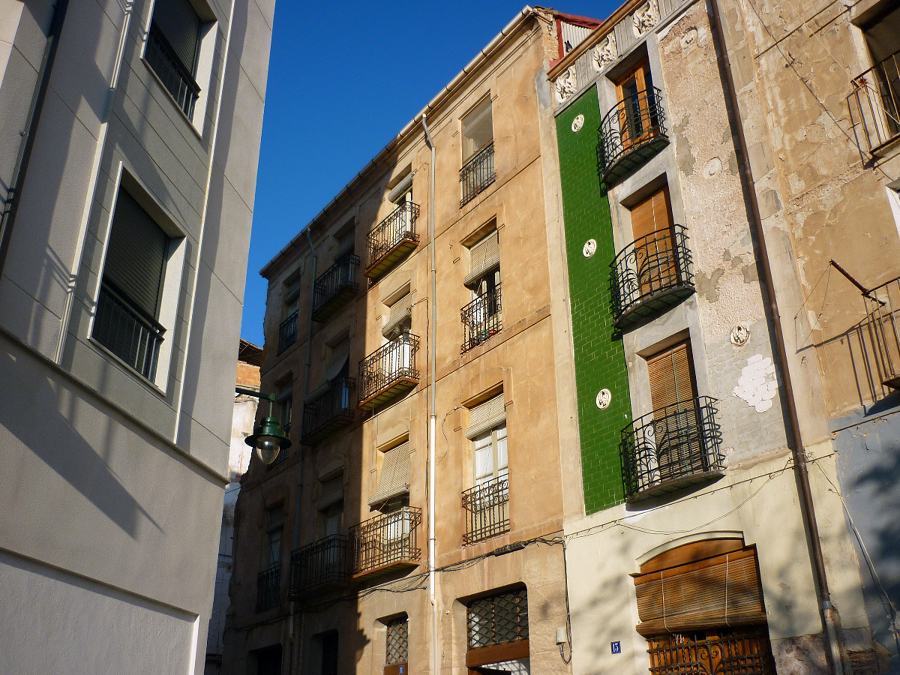 fachada carmelitas ANTES