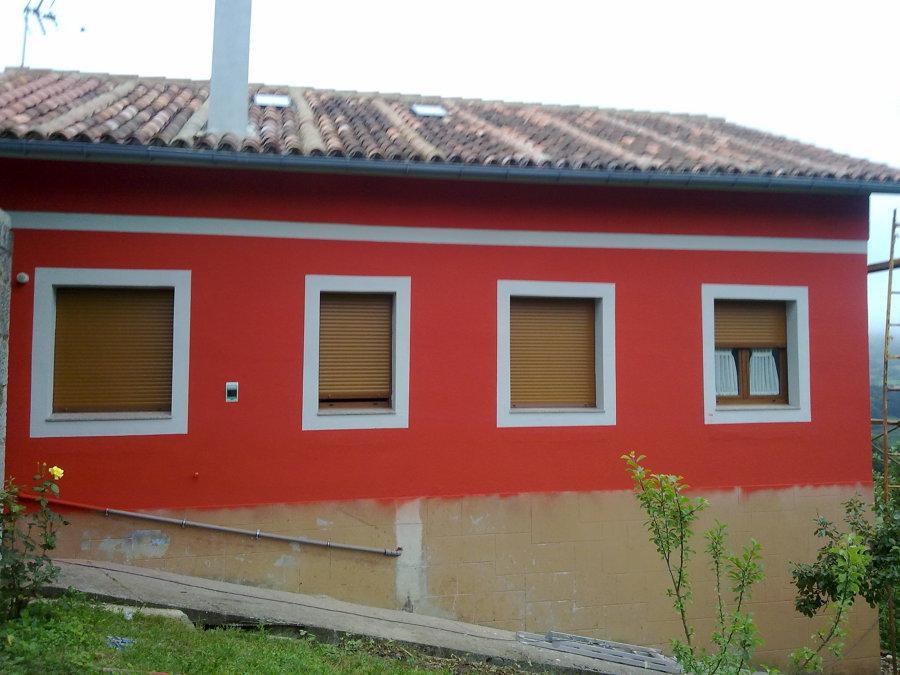 Casa a punto con una limpieza de fachada solados y - Cubiertas para casas ...
