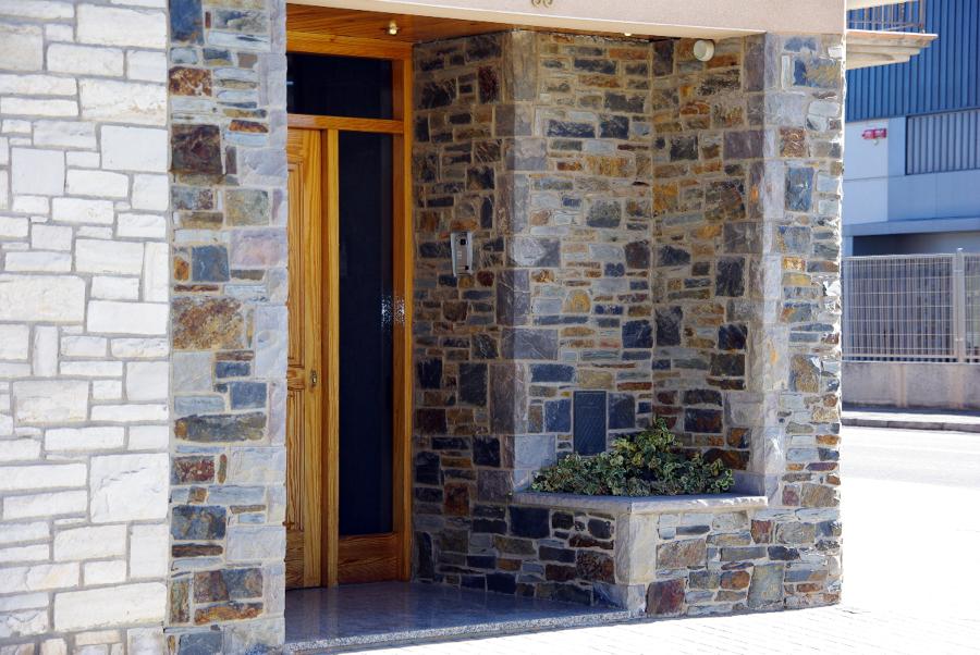 Fachadas de casas rusticas wallpapers real madrid tattoo - Piedras rusticas para fachadas ...