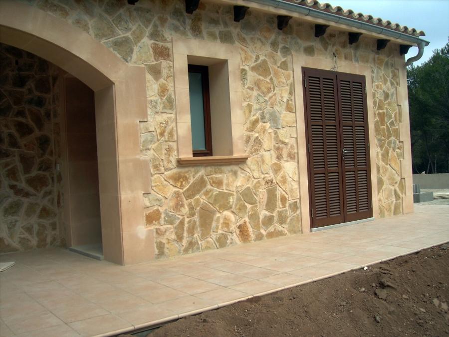 Foto fachada de losa de rehabilitacions de llevant - Tipos de piedras para fachadas ...