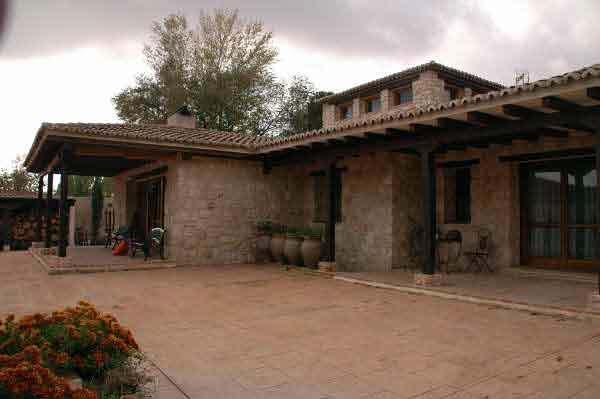 Foto fachada de piedra de nubacons 201259 habitissimo - Fachada de piedra ...