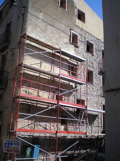 Casa antigua Rehabilitacion