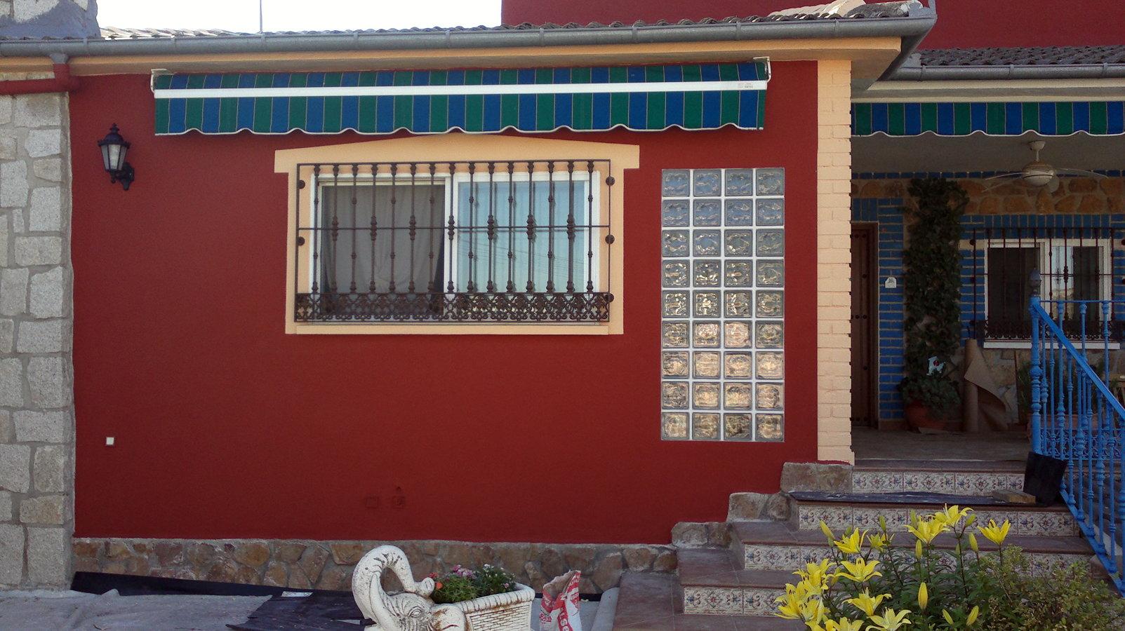 Fachada casa teja barro mitula casas car interior design - Fachadas de casas ...