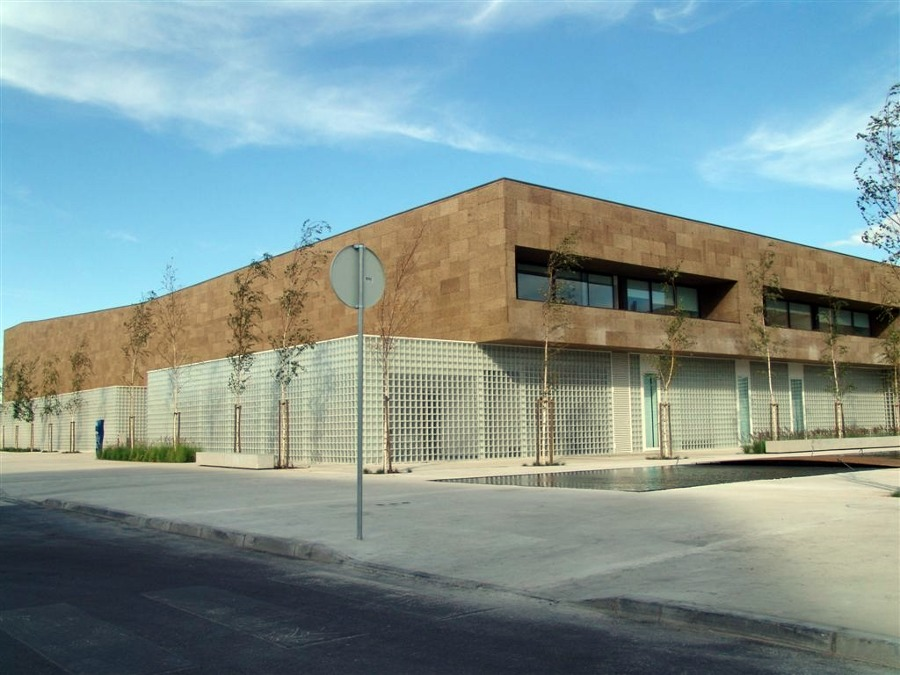 Foto fachada de plancha de corcho de montajes san roman s - Planchas de corcho ...