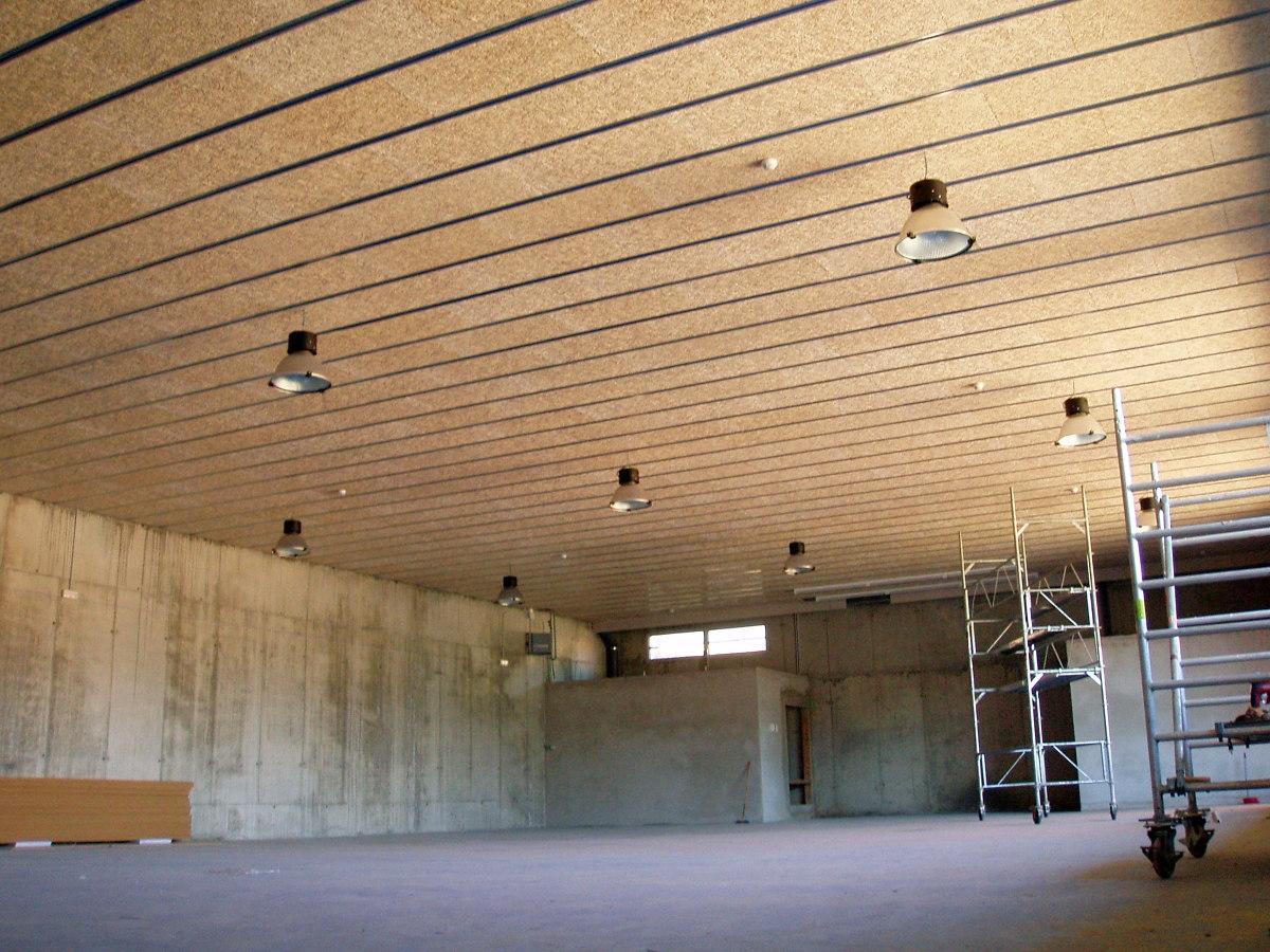 foto falso techo celenit de montajes implalusa 297337