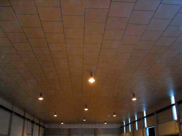 Foto falso techo de panel de aluminio de 1 20 x 1 20 de - Falso techo aluminio ...