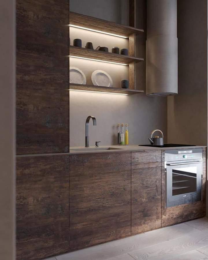 Cocina Clásica con toques modernos