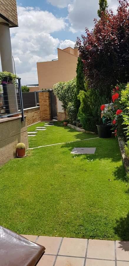 Reforma de jardin y mantenimiento