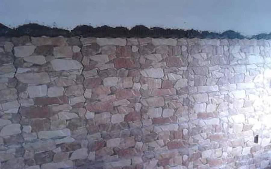 Alicatado pared durante