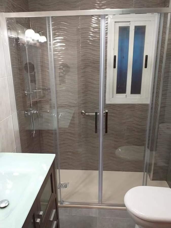 Reformar baño completo