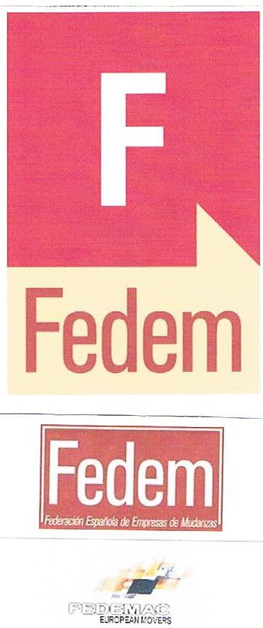 FEDEM ASOCIACIÓN NACIONAL DE MUDANZAS