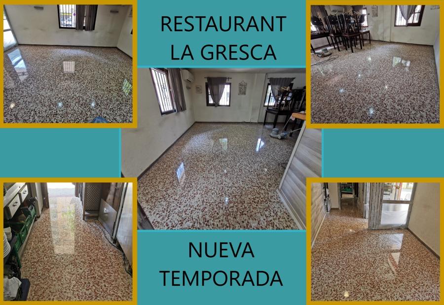 Final Proyecto Restaurante La Gresca