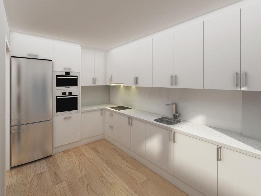 Foto reforma cocinas de acasa 911470 habitissimo - Reformas cocinas sevilla ...