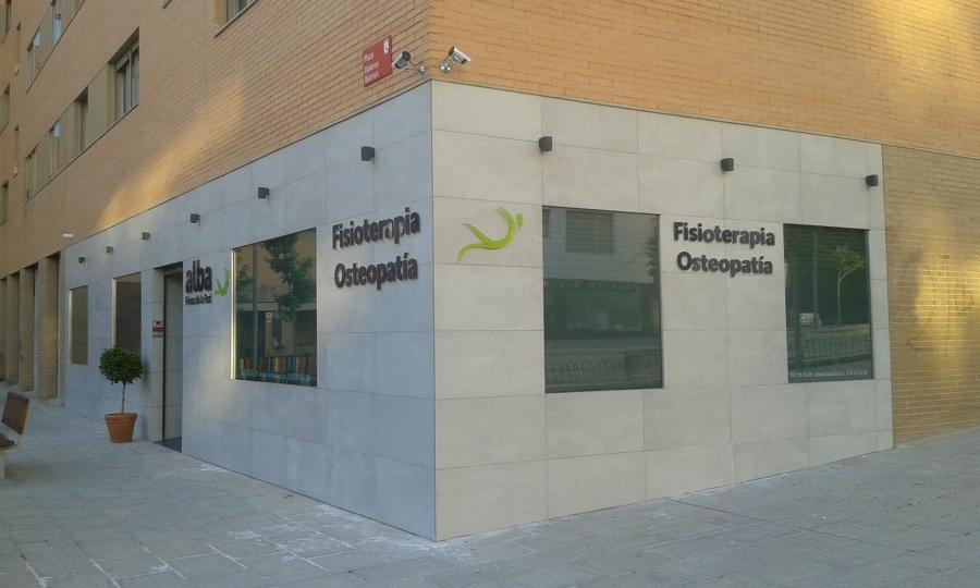 Reforma local para clínica