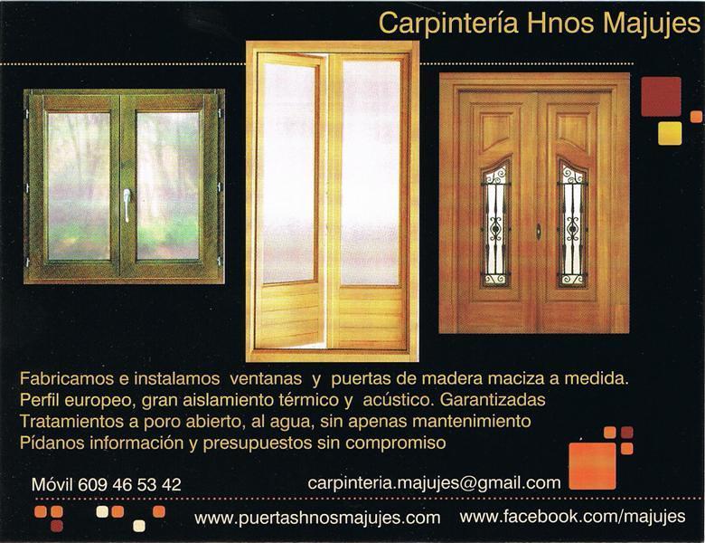 foto carpinteria: