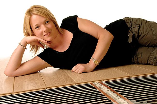 Foto folio para suelo radiante o techo radiante de calor - Opiniones suelo radiante ...