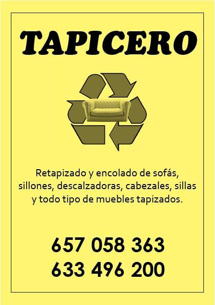Foto folleto de renova tapiceros 146215 habitissimo - Tapiceros valladolid ...