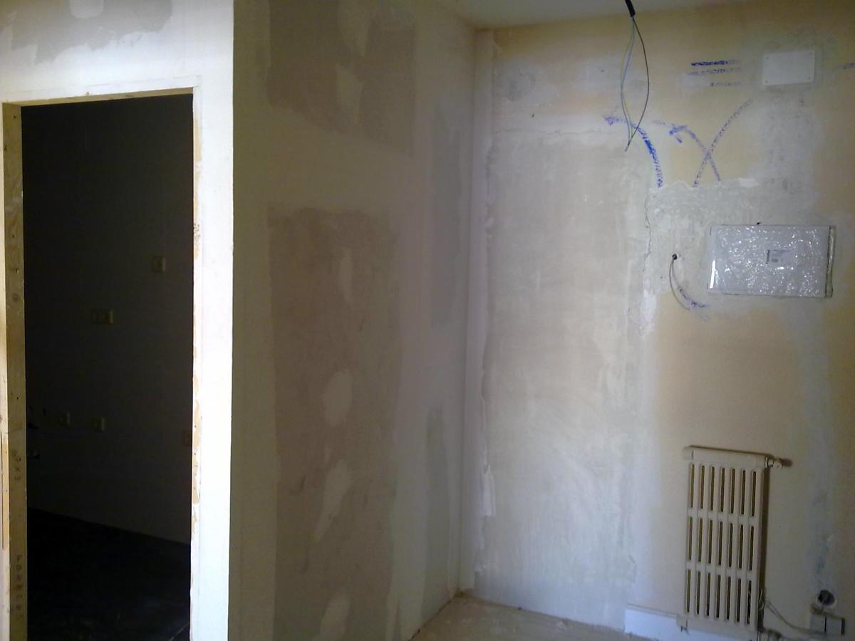 Foto formaci n pared de pladur de fco javier gonz lez - Paredes de pladur ...