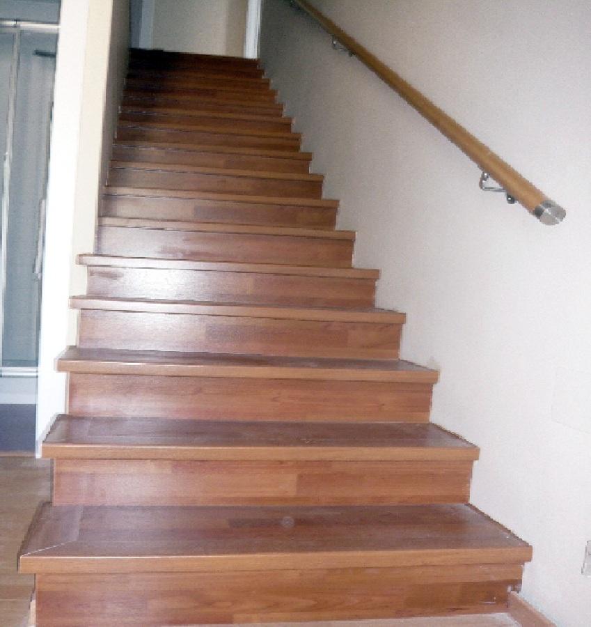 Forramiento escalera
