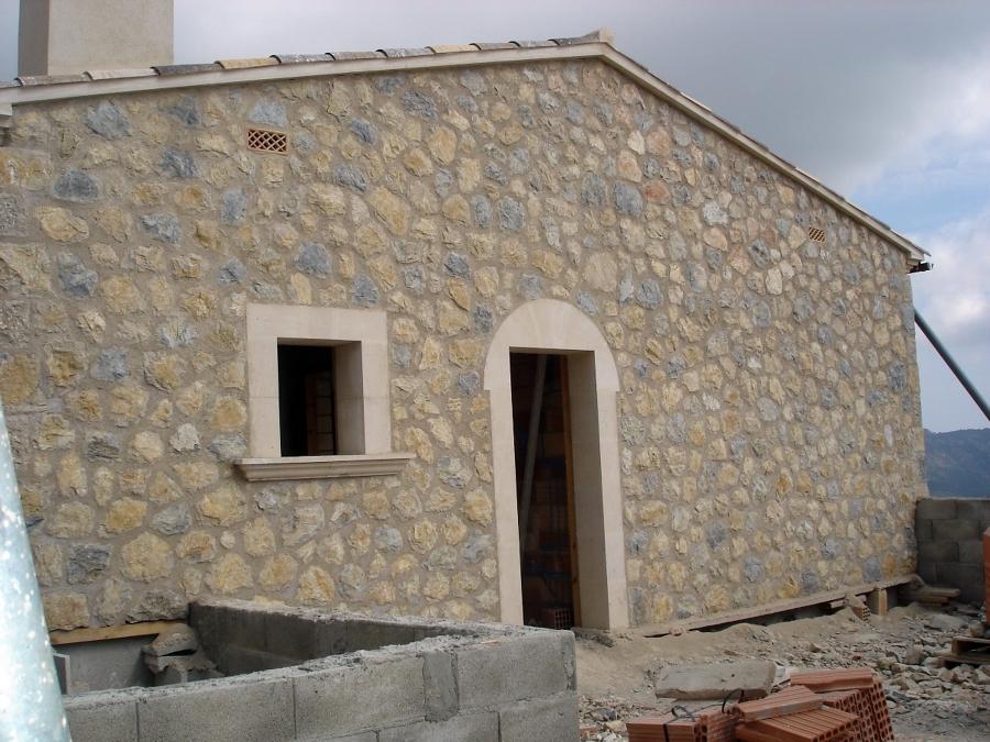 forro en piedra de binissalem