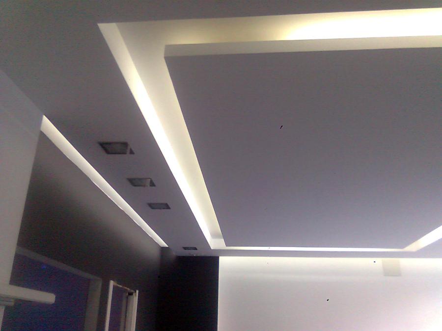 Foto fosas para iluminacion de decoracionaitor 248152 - Iluminacion de techo ...