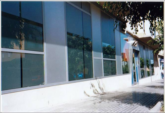 Foto oficinas domingo alonso a o 2000 de juan velazquez for Oficina padron barcelona
