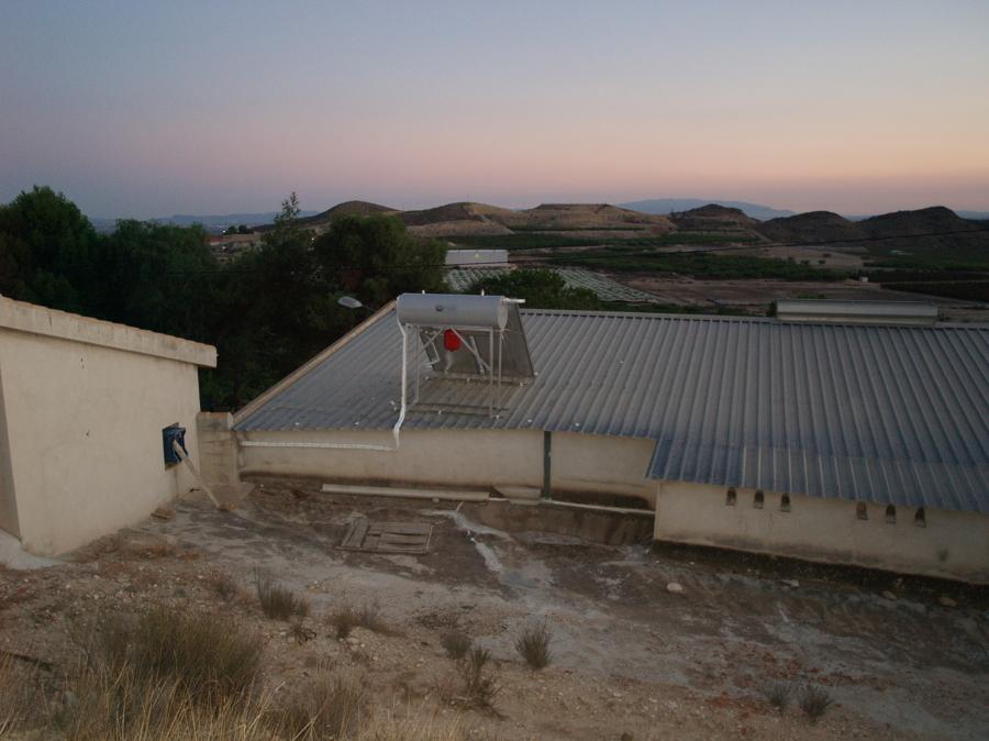 Equipo Termosifón 300L en Campotejar (Molina de Segura).
