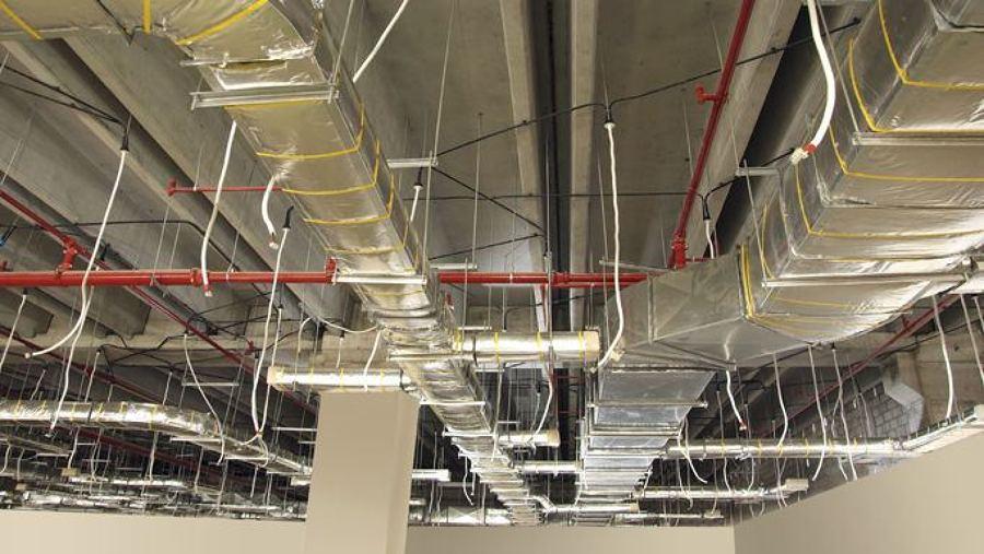 Conductos  de fibra de vidrio para climatizacion