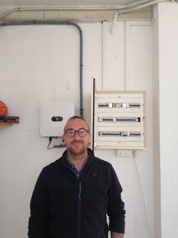 Adecuación cuadro eléctrico para instalación solar