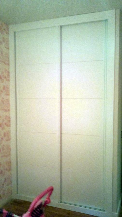 Foto frente corredera de puertas y armario a medida - Frente armario corredera ...