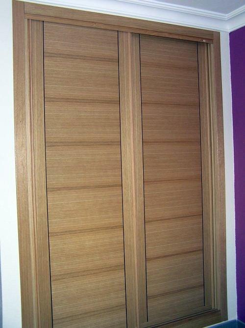 Foto frentes de armarios de puertas correderas de - Frentes armarios correderas ...
