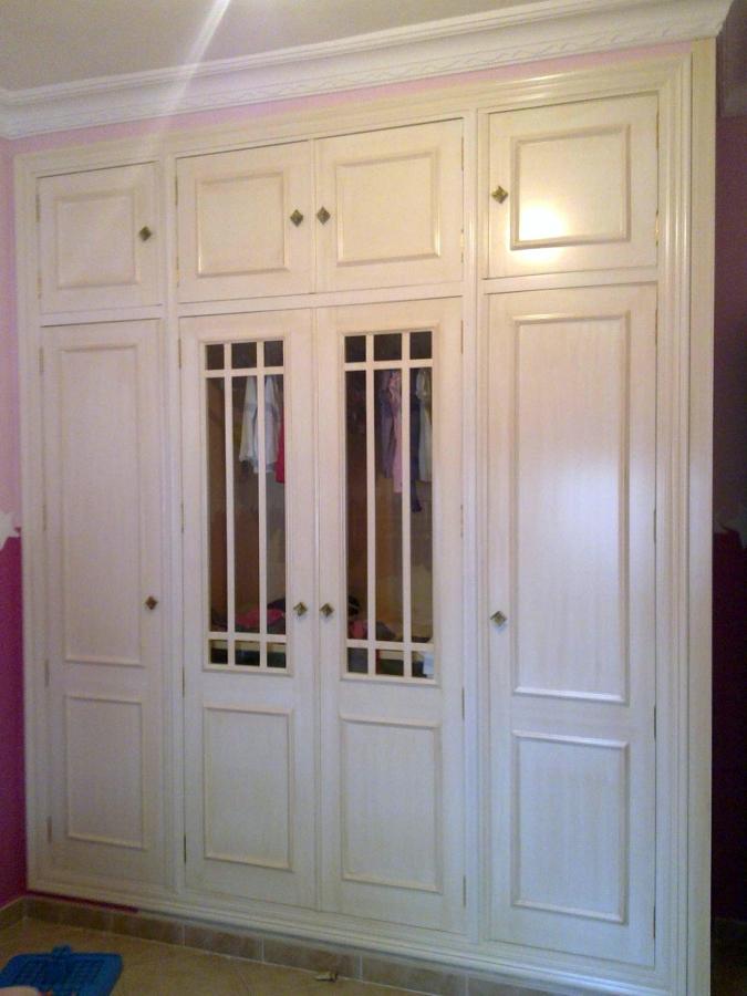 Foto frentes de armarios de armariosdelsur 258380 habitissimo - Frentes de armario precios ...