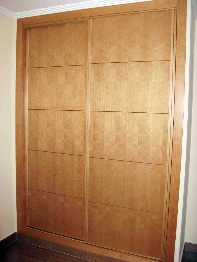 Foto frentes de armarios de armariosdelsur 258387 habitissimo - Frentes de armario precios ...