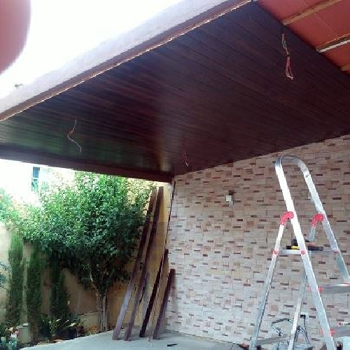 foto friso en techo de parquet neymar 255860 habitissimo