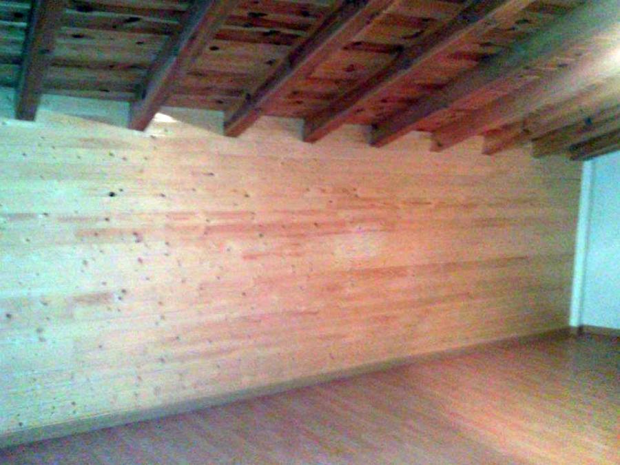 Foto friso y vigas de madera de carpinteria losan 275503 habitissimo - Vigas de madera malaga ...