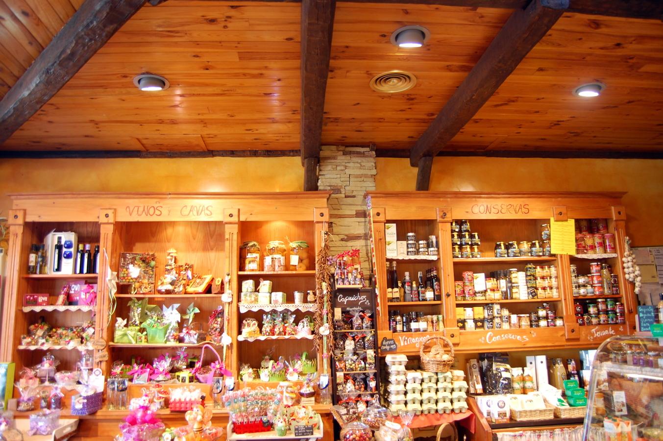 Foto fruteria iluminacion de electricidad lafuente for Decoracion de fruterias