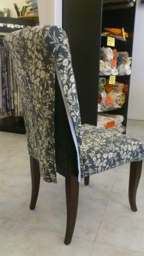 Foto funda de silla desmontable de maleri decoracio 745506 habitissimo - Tapiceros en barcelona ...