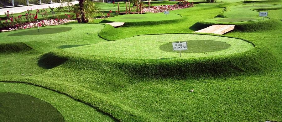 GAMA SPORT SERIES - GOLF / PUTTING GRASS